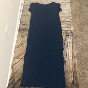 Lou And Grey Maxi Dress Size XS Blue